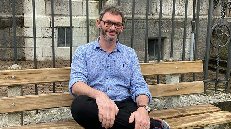 Marc Josserand est l'actuel directeur administratif de la Plage des Six Pompes.
