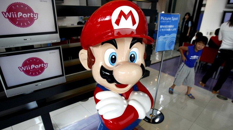 Jeux vidéos: une cartouche Super Mario 64 vendue 1,56 million de dollars, un record