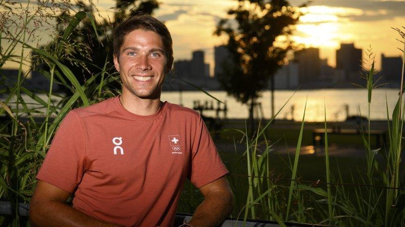Le kayakiste Martin Dougoud nous raconte l'ambiance des JO