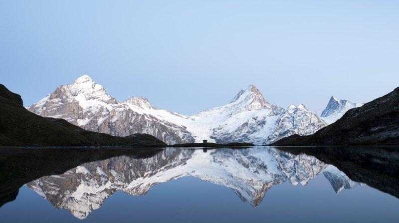 Lauteraarhorn: chute mortelle de deux alpinistes fribourgeois de 60 et 58 ans