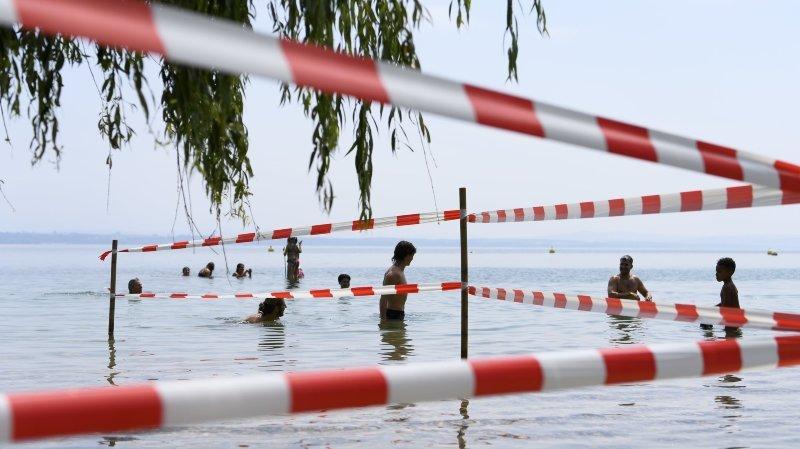 Paddle, matelas, pêche: on peut se baigner dans le lac de Neuchâtel, mais quelles sont les restrictions en vigueur?