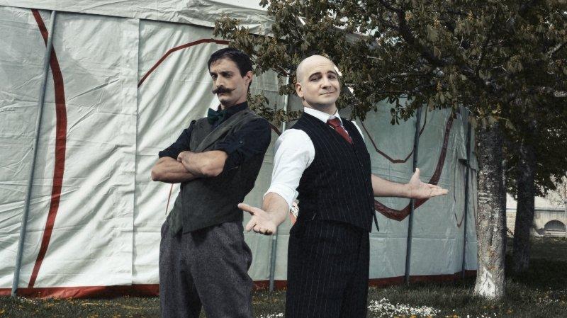 Compagnie Akro · Tivert & Tifou · Salto!(?)