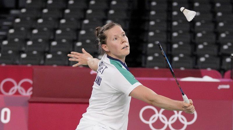 Nouvelle défaite pour Sabrina Jaquet aux Jeux olympiques de Tokyo