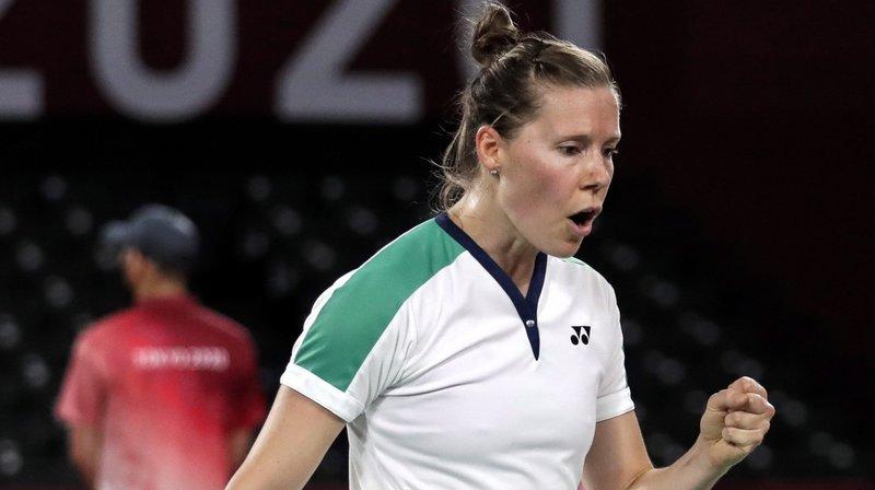 «Ma blessure au mollet a pourri mes Jeux olympiques», regrette Sabrina Jaquet