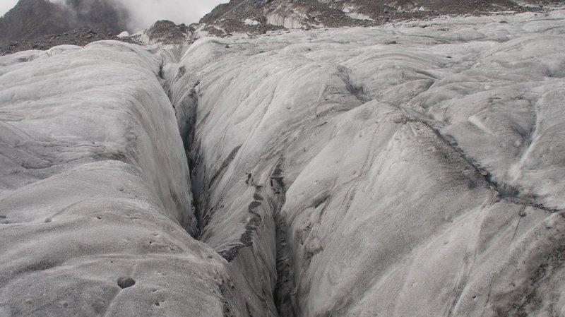 Les glaciers fondent 31% plus vite qu'il y a quinze ans.