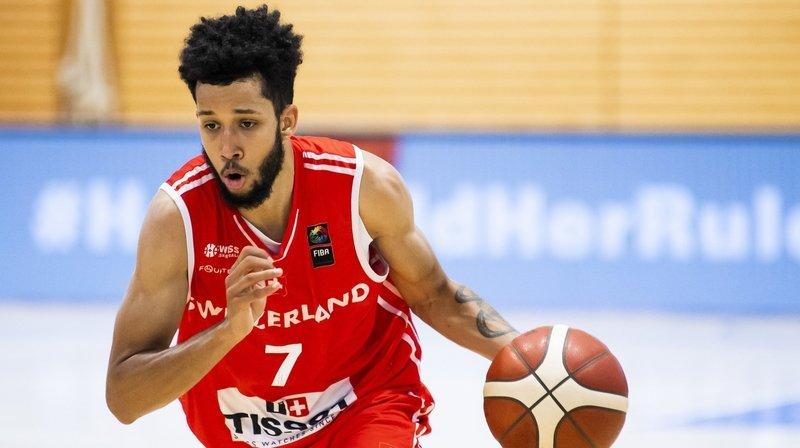 Basketball: Selim Fofana brille avec l'équipe de Suisse