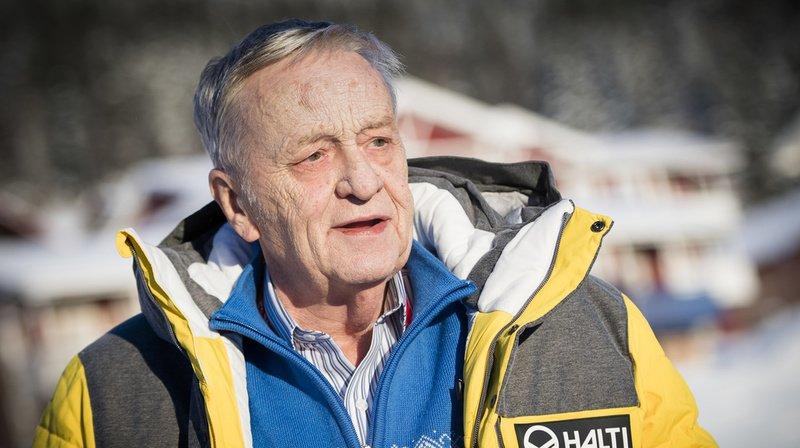 Gian Franco Kasper, ex-président de la Fédération internationale de ski, est mort à 77 ans