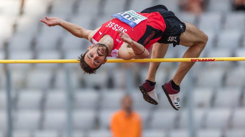 Loïc Gasch veut se montrer à la hauteur des Jeux olympiques