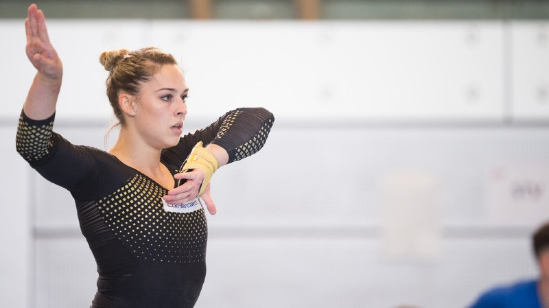 JO 2021 - Gymnastique: Giulia Steingruber manque la finale du saut