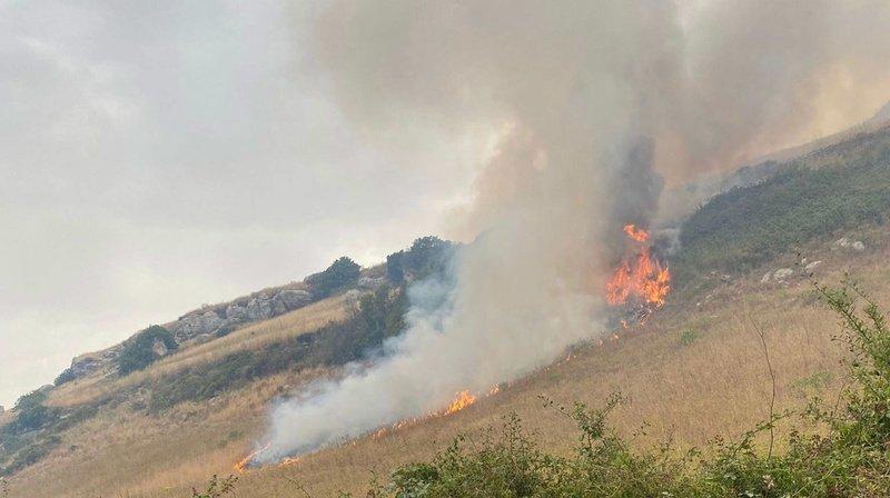 Incendiesen Sardaigne: l'Italie demande l'aide des pays voisins