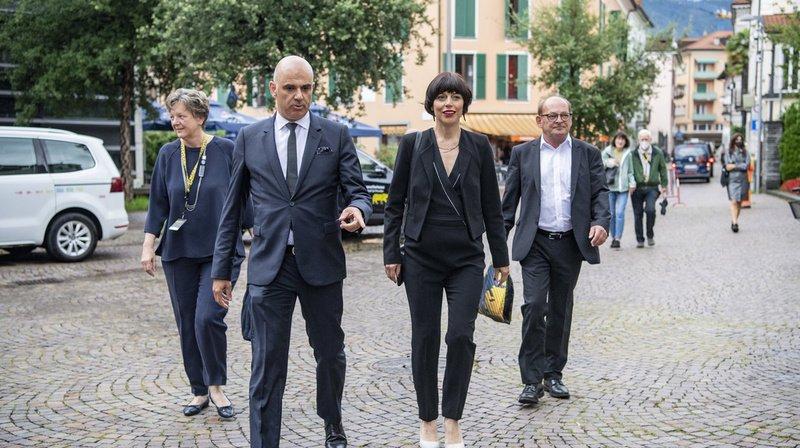 Festival du film de Locarno: Alain Berset lance la 74e édition