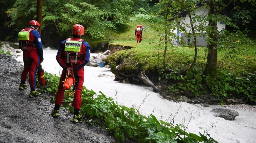 Allemagne: plusieurs personnes emportées dans l'effondrement d'un pont