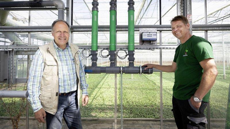 Mieux irriguer pour économiser l'eau: une entreprise basée en Suisse innove