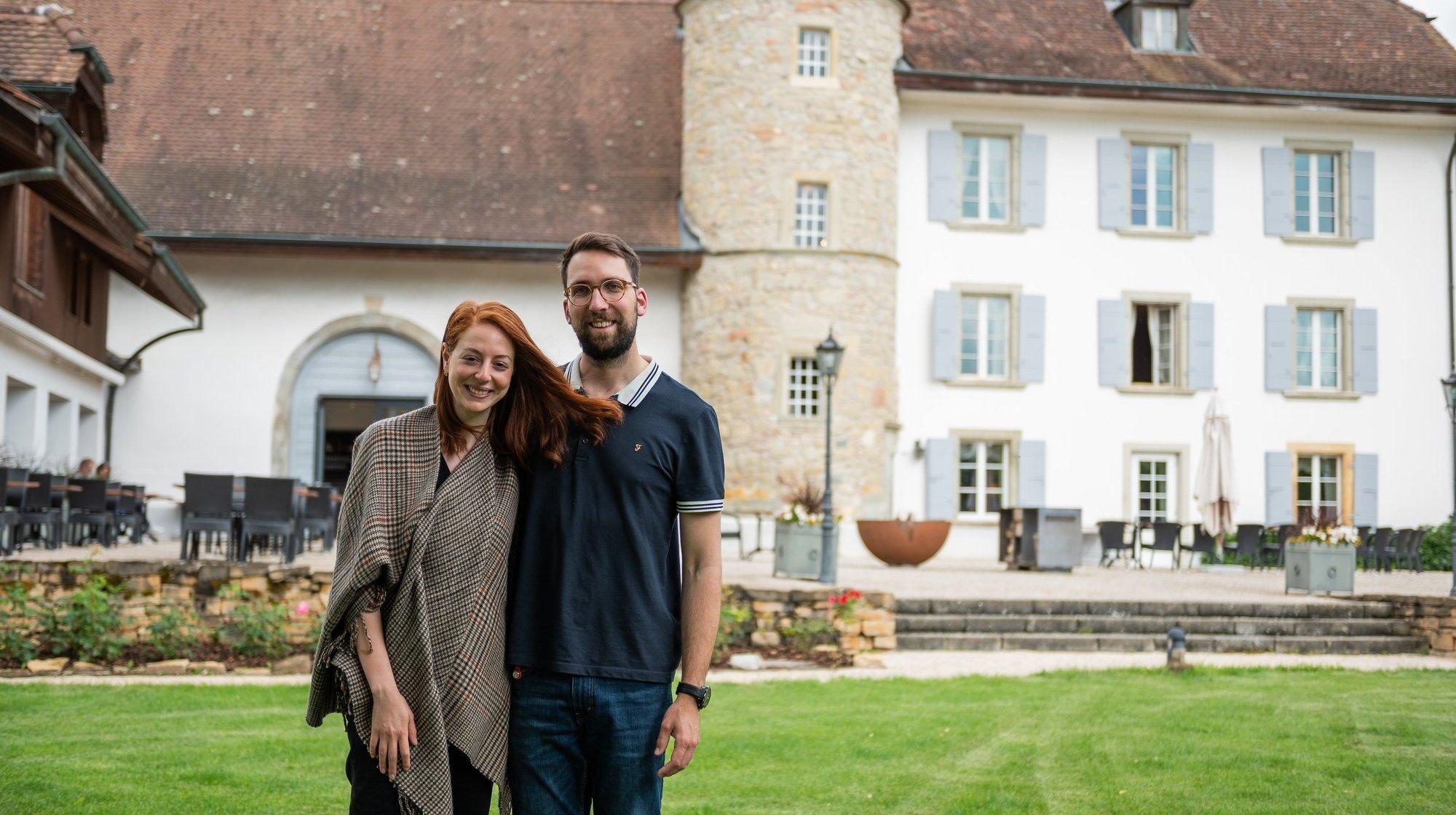 Le château de Salavaux, un «havre de paix» pour déconnecter