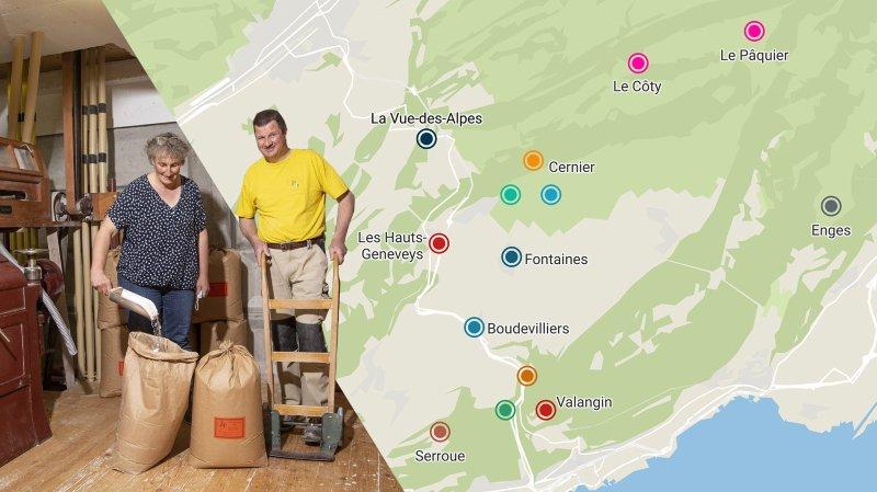 Terroir: découvrez les 12 projets qui fleuriront au Val-de-Ruz