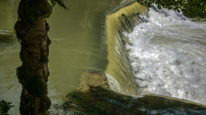 Des inondations au Jura, aucune à Neuchâtel