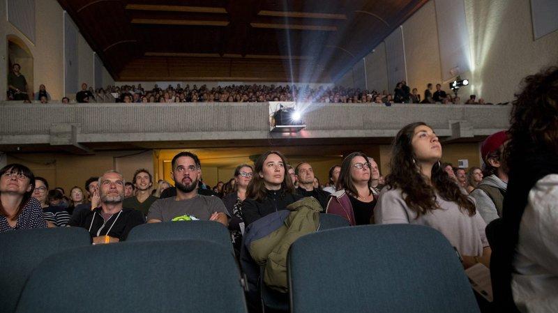 La Chaux-de-Fonds: un open air pour revoir les films du festival Courgemétrage