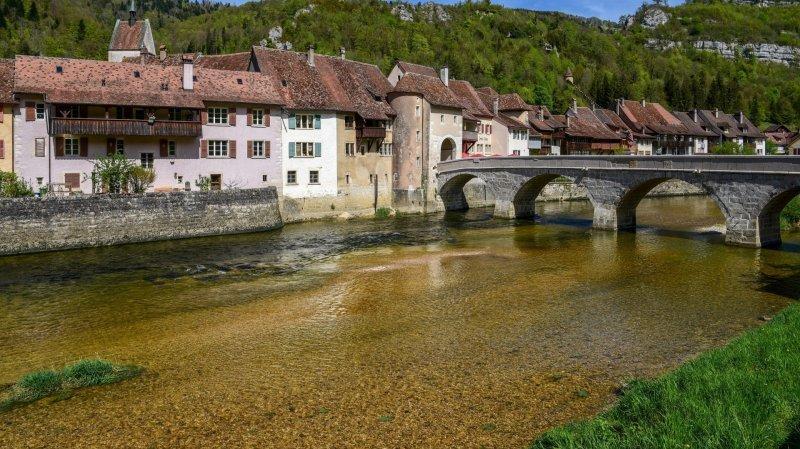 Le festival aura lieu dans la cité médiévale du bord du Doubs.