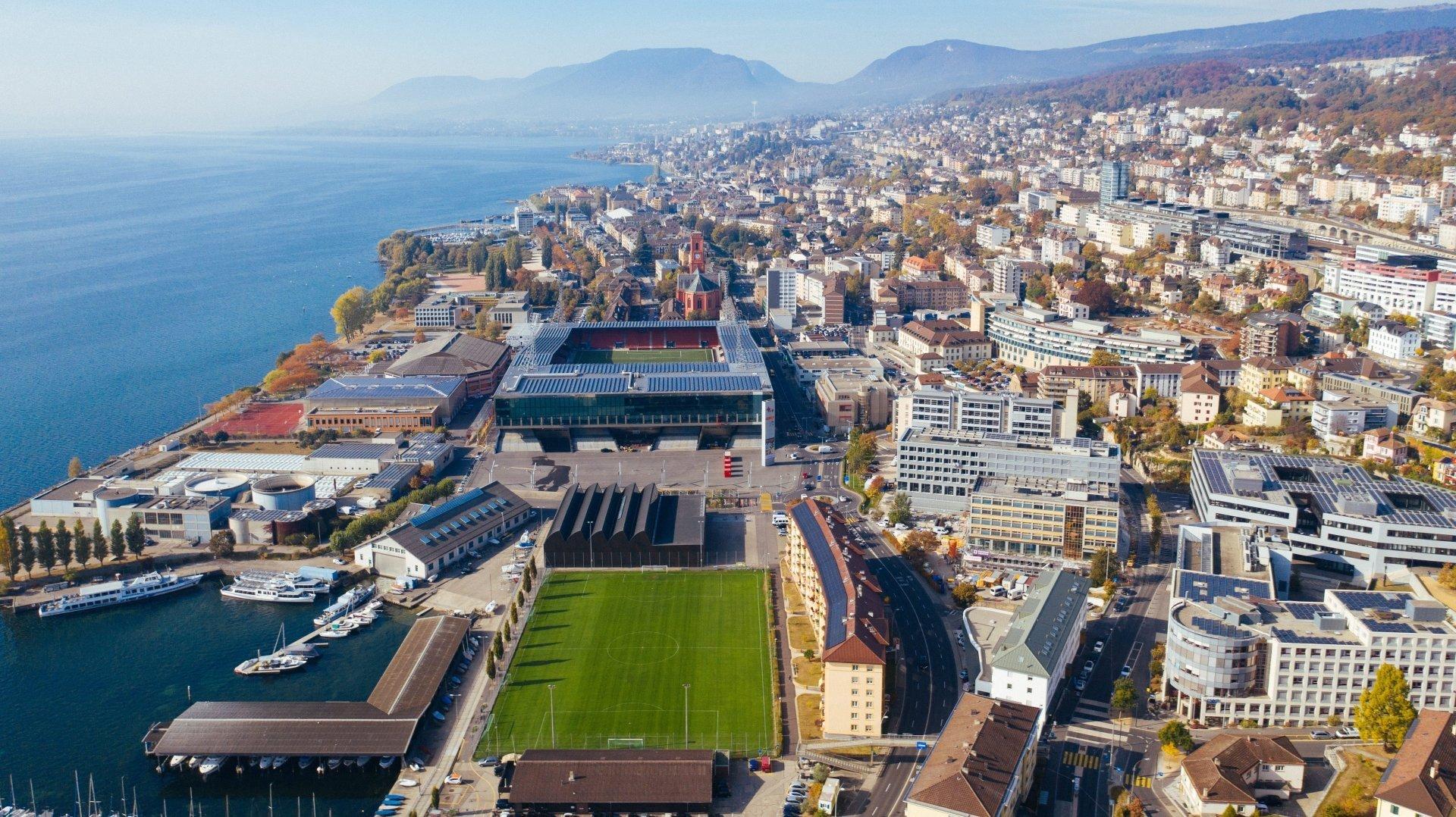 Inondations: à Neuchâtel, une quarantaine de lieux sont à risque