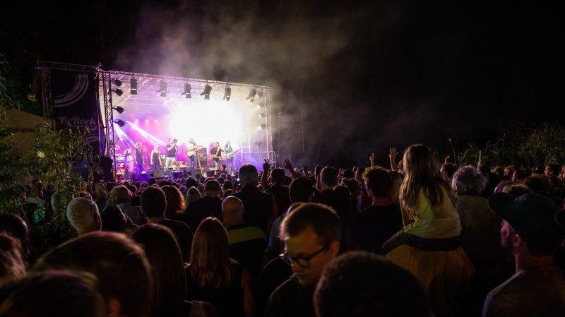 L'édition 2019 du festival avait pu avoir lieu au chemin des Pêcheurs à Saint-Aubin.