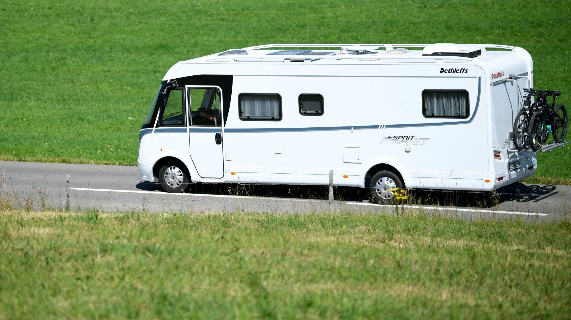 Les camping-caristes pourront y séjourner deux nuits maximum, et ce jusqu'à fin août.