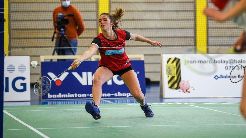 Badminton: Lucie Amiguet proche du titre en Espagne