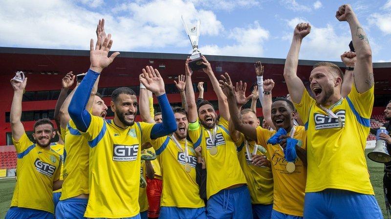 Coffrane accueillera Buochs samedi 14août au premier tour de la Coupe de Suisse