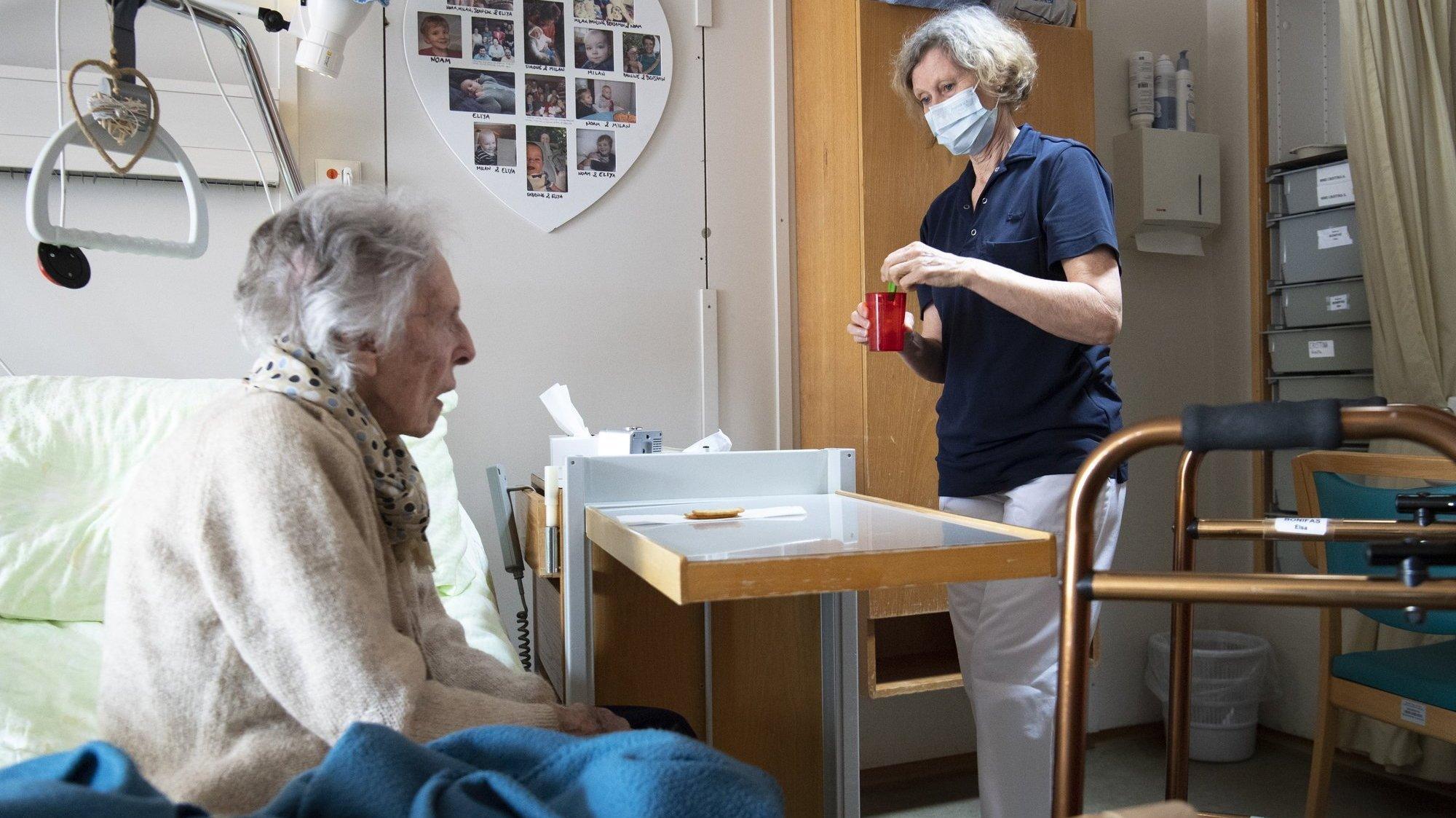 Canton de Neuchâtel: vers des tests Covid obligatoires à l'entrée des EMS et des hôpitaux