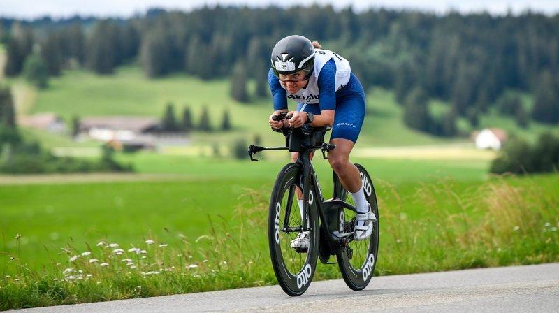 Ironman: Joanna Ryter troisième à Lake Placid