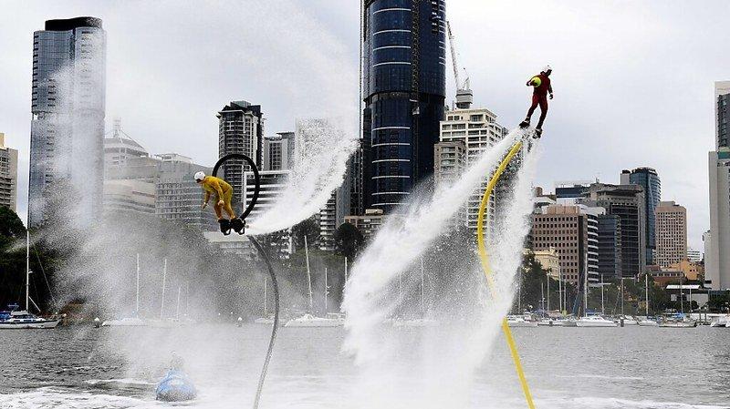 Brisbane organisera les Jeux Olympiques d'été en 2032