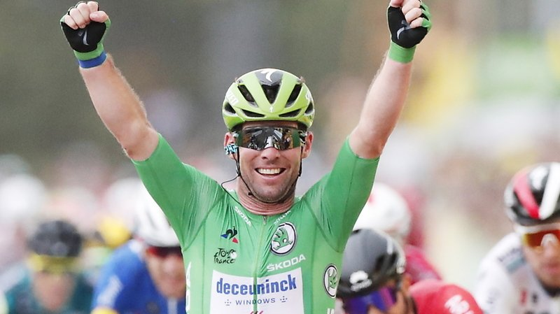 Cyclisme – Tour de France: Mark Cavendish remporte la 13e étape