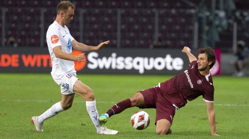 Football – Conference League: vain succès pour Servette