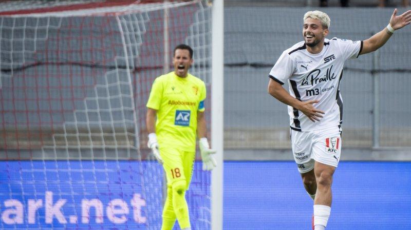 Football – Super League: Servette remporte le derby du Rhône
