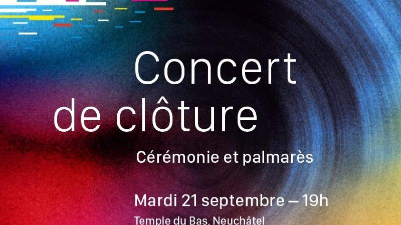Concert de clôture du Conservatoire