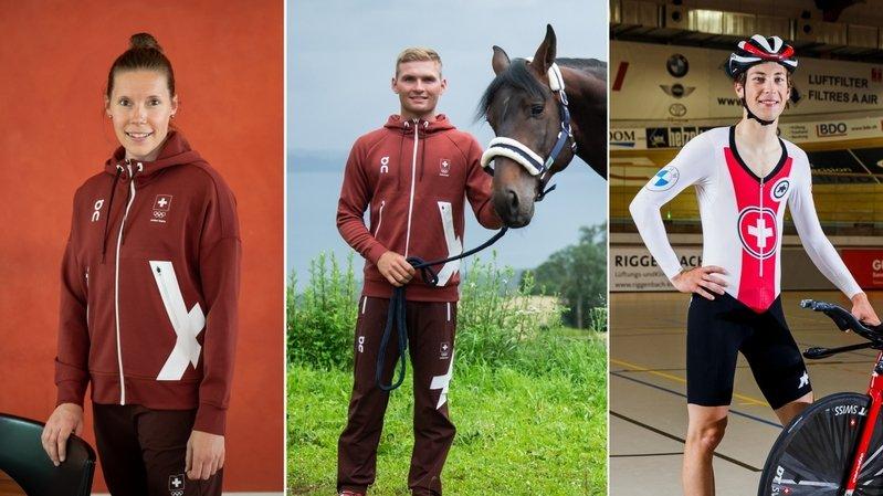 Jaquet, Balsiger, Thiébaud: les Neuchâtelois «olympiques» sont prêts pour Tokyo