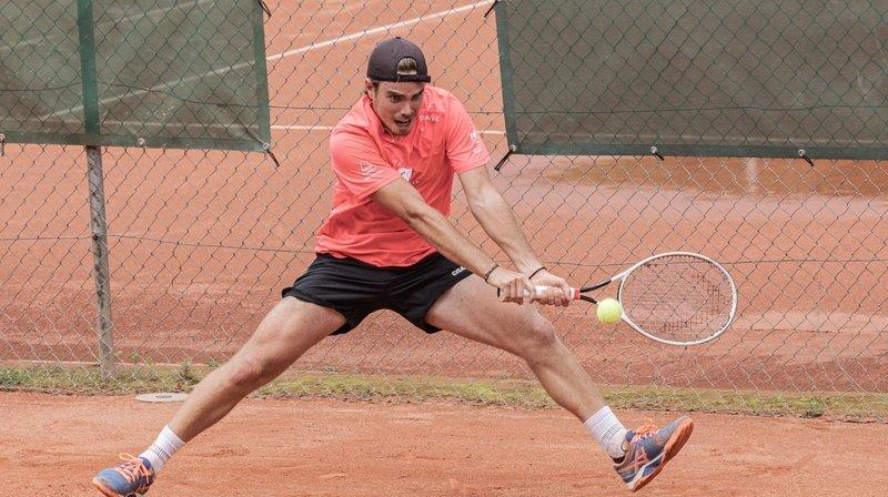 Tennis: nouvelle défaite pour le CT Neuchâtel