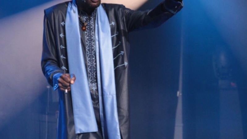 Contes au clair de lune · Thierno Diallo