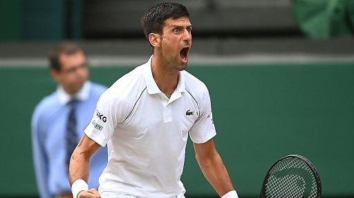 Djokovic partira en quête d'un 20e titre majeur dimanche en finale à Wimbledon.