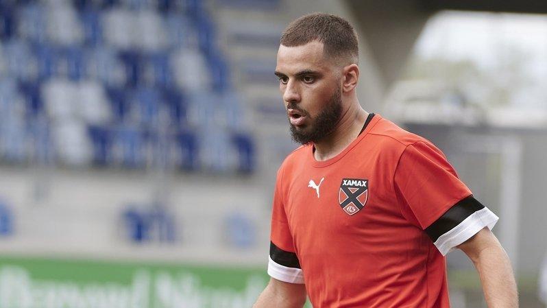 Transfert: sans surprise, Mathieu Gonçalves signe à Xamax