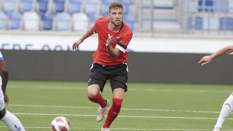 """Xamax signe """"un départ idéal"""" contre Vaduz à Schaffhouse"""
