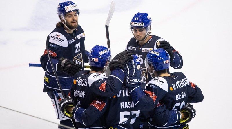 Hockey sur glace: le HCC reprendra sa saison le jeudi 9 septembre