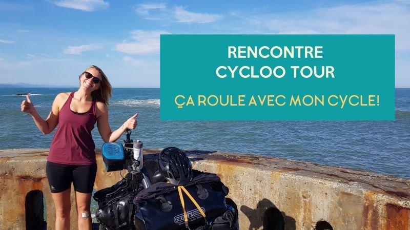 Conférence Cycloo Tour : ça roule avec mon cycle !