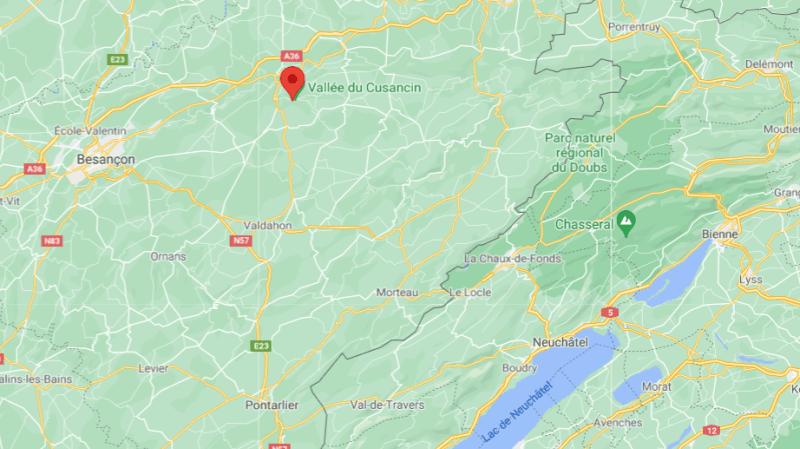 Une femme retrouvée morte dans sa voiture en France voisine