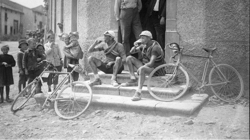 Cyclisme: castings de rêve et folles aventures sur le Tour de France