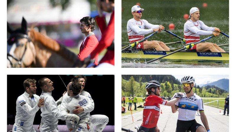 JO 2021: quelles sont les meilleures chances de médailles suisses?