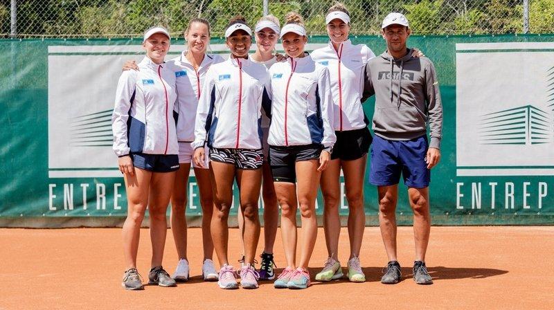 Tennis: le TC Mail ambitieux pour son retour dans l'élite