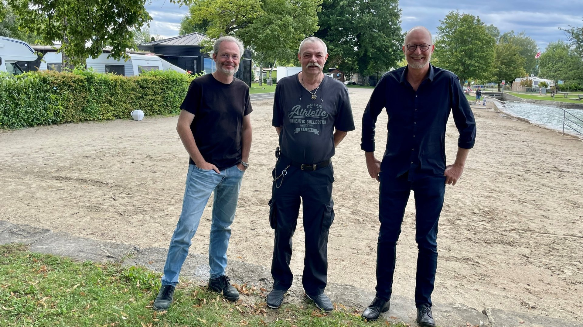 A La Tène, citoyens et résidents proposent de reprendre le camping