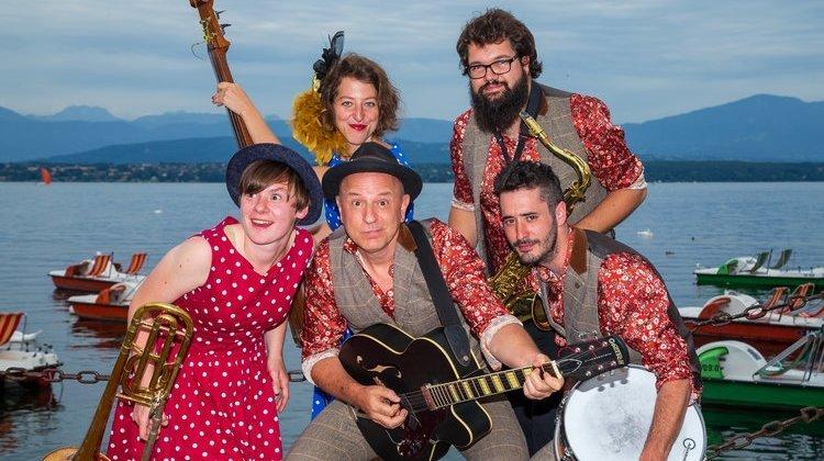 Les musiciens du groupe viennent de Londres, Berlin, Neuchâtel et Saint-Imier.