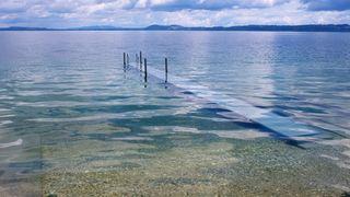 Après les fortes pluies, les lacs de Neuchâtel et de Bienne débordent