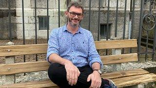 Marc Josserand, nouveau délégué à la culture de La Chaux-de-Fonds